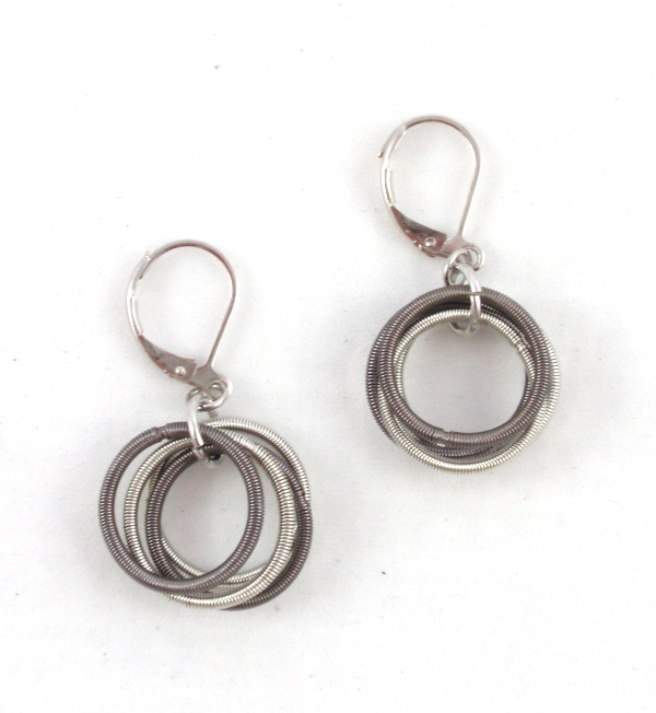 fcbeef73d E448CS Stainless steel hoop earrings – The Island Pearl